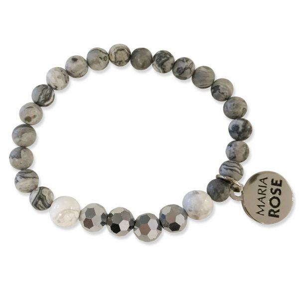 Maria Rose Bracelet - City Steel